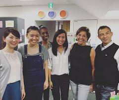 Jessica Tran and RFTC staff June 2016