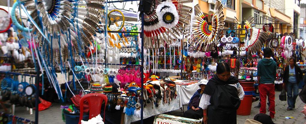 Trip to Otavalo