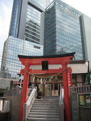 Japanese buildings