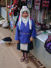 Woman from Thailand