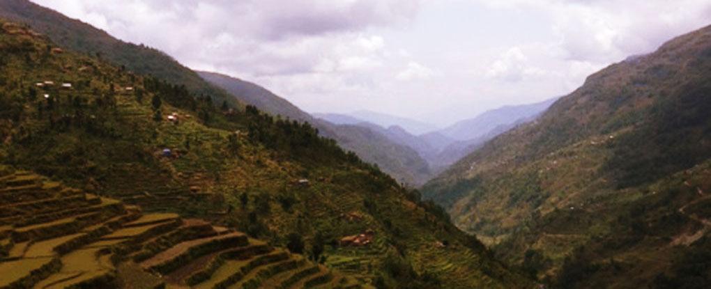 Hiking Through Nepal