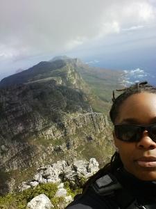 Table Mountain top 4.2015